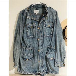 Hayden boutique Denim Jacket